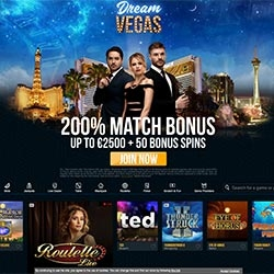 New Casinos Product News: Dream Vegas Becomes Q2's Best Casino
