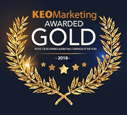 KEO Marketing Wins Three 2018 American Business Awards
