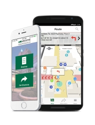 UAB Medicine Wayfinding App by Connexient Takes You from Parking Spot to Doctor's Office, and Everything in Between