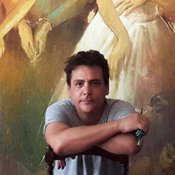 In Touch Cuba Travel Presents a People-to-People Experience with the Acclaimed Cuban Painter Jesus Nodarse