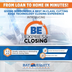 Bay Equity E-Signing Tool Makes Closing Easy