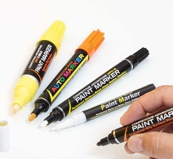 Competitive Advantage Introduces Long UV Life Permanent Marker