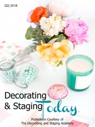 The Decorating and Staging Academy Relaunches Free Online Decorating Magazine