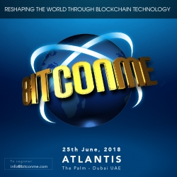 Blockchain Investment Technology Conference Middle East by AEBICON Group Kicks Off in 3 Weeks