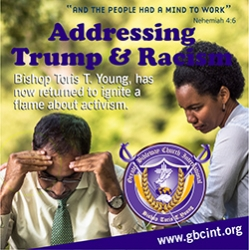 Bishop Toris T. Young and Greater Bibleway Church International Help to Eradicate Hate & Racism from Society
