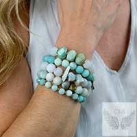 Popular Jewelry Line, OMI Beads, Today Announces the Launch of Their New Online Shopping Website, OMIBeads.com