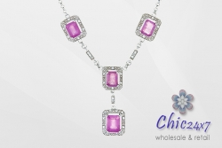 Chic24x7 Offers Thai Silver Jewelry with Exotic Gems