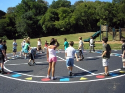 Researchers Find Peaceful Playgrounds Recess Program Increases Vigorous Physical Activity Participation Up to 25%