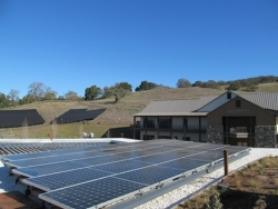 SolarCraft Completes Solar Install at New Sonoma Academy Zero Net Energy Building - North Bay School Pushes the Green and Healthy Envelope