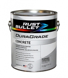Rust Bullet, LLC Announces Rust Bullet® DuraGrade Concrete: High-Performance, High-Build, Superior Protective Coating for Concrete