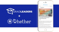 GradLeaders and The Whether Partner to Launch First Social Network to Automatically Connect Students' Skills and Values to Best-Fit Jobs