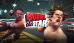 Mobile Sports Game, Boxing Star; 1 Million Pre-Registered Players Already