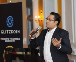 ICO Successfully Completed for Glitzkoin's Diamond Blockchain Project