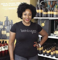 Whispering Natural Hair Care Solutions Into the Ears of Consumers Around the World