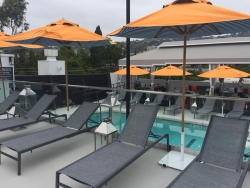 Le Parc Suite Hotel Unveils Its New Rooftop Skydeck Retreat