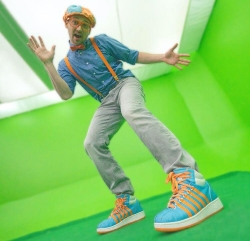 """YouTube Sensation """"Blippi"""" Announced as an Official Partner with K-Swiss Shoes and Westridge Outdoors"""
