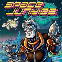 Hotels On The Moon Comics Entralls Youth - Space Junkies - Cheesecake Odyssey Foundation Encourages Children to Capture & Relive Their Dream