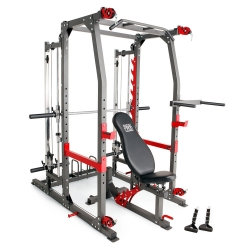 Marcy Releases Smith Cage Home Gym Training System SM-4903