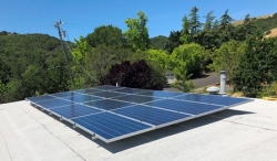 SolarCraft Installs Solar Power for Sleepy Hollow Presbyterian Church - San Anselmo Church Saves Thousands with Solar Electricity