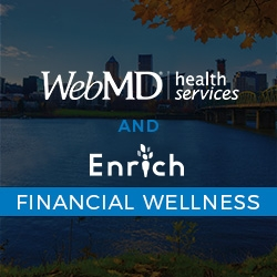 WebMD Health Services Adds Enrich Financial Wellness Solution to Well-Being Portfolio