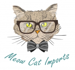 Meow Cat Imports is Every Cat Lover's Paradise, Offering Hundreds of Cat-Inspired Products in Multiple Categories