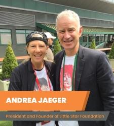 SportsEdTV Appoints Andrea Jaeger to Advisory Board