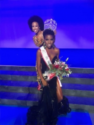 Technology Executive, Ryann Richardson of New York, NY Crowned the 50th Anniversary Miss Black America