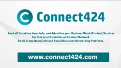 Connect424 Network Now Available to Access News/Info and Advertise Business/Work/Product/Services for Free in All Countries