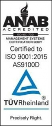 Advanced Core Concepts Successfully Completes AS9100D Certification