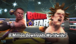 Mobile Sport Game Boxing Star Surpasses 6 Million Downloads