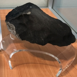 Historic Meteorite, Not Seen in Public for 20 Years, Now on Display in Denver