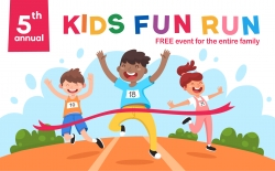 Fifth Annual Kid's Fun Run - Free Event Hosted by Jon Letko and Global Healthcare Management