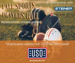 The Garden City Hotel Hosts Sports Memorabilia Silent Auction to Benefit  USO of Metropolitan New York
