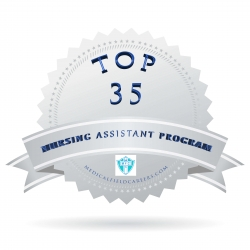 MedicalFieldCareers.com Recognizes Top 35 Affordable CNA Programs for 2018-19