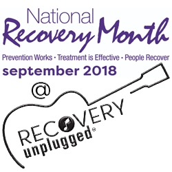 Recovery Unplugged Kicks Off National Recovery Month Campaign