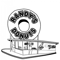 World Famous Randy's Donuts Opens in El Segundo, CA September 10th with Free Glazed Donuts from 6am to 2pm
