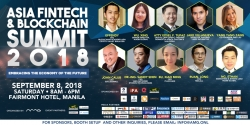 AFBS2018 – AMG Introduced the Philippines to International Blockchain Market
