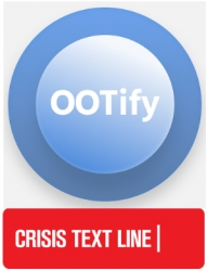 OOTify Teams Up with Hot-Line Leader Crisis Text Line to Expand Support