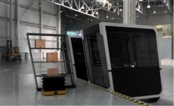 NEXT Future Transportation Announces Autonomous Parcel Delivery Solution - Introduces the World's First Modular Mobile Parcel Locker