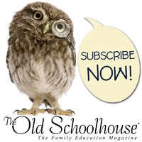 The Old Schoolhouse® Magazine Returns to Quarterly Print: Homeschooling is on the Rise