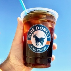 Grand Opening of Blue Donkey Coffee Grant Park Set for Nov. 3