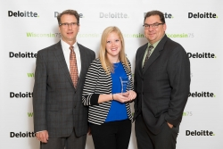 Badger Truck Center Recognized as Top Privately Held Business with Deloitte Wisconsin 75 Award