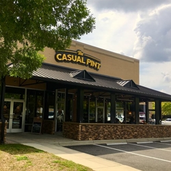 A Year of Beer for The Casual Pint in Rivergate (Charlotte, NC)