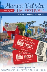 2018 Marina Del Rey Film Festival to be Held at Cinemark 18 and XD, October 17th- 22nd, 2018