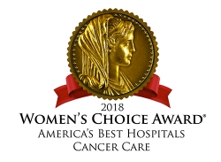 Sarah Cannon Cancer Institute at Presbyterian/St. Luke's Medical Center Receives the 2018 Women's Choice Award® as One of America's Best Hospitals for Cancer Care