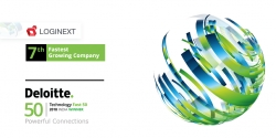 Deloitte, Inc, Financial Times, & Statista Name LogiNext as One of the Fastest Growing Companies