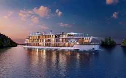 The Lux Group Announces Keel-Laying Ceremony for the First Boutique Cruise in the Halong Bay Region