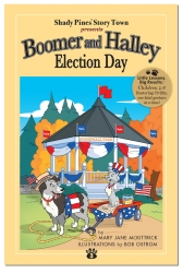 Award-Winning Author Re-Releases Children's Book in Time for Mid-Term Elections; Publication is Part of Shady Pines Story Town Website Focused on Restoring Civility