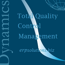 ERPSolutions.biz Introduces New Software Release of Total Quality Control Management (TQCM) for Microsoft Dynamics 365 Finance and Operations Version 8 and 8.1