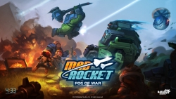 Mad Rocket: Fog of War – Pre-Registration Available Now